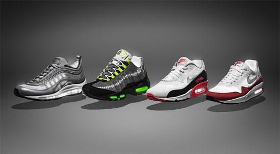 Νέα Nike Air Max, Συνδυάζουν κλασικά σχέδια με τεχνολογία Engineered Mesh