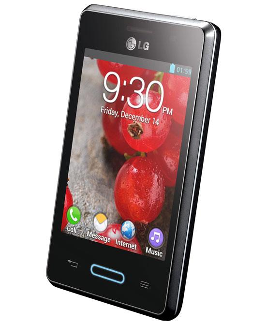 LG Optimus L3II