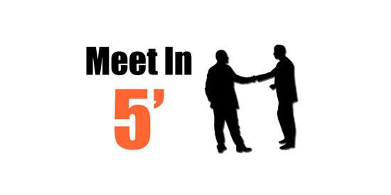 7ο Meet in 5' event στο 123P