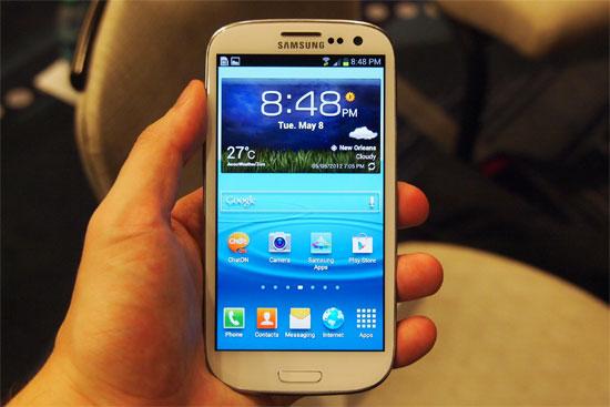 Samsung Galaxy S4 διαφημιστικά