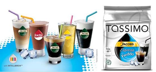 TASSIMO | Παγωμένα ροφήματα όπως στα καλά καφέ!