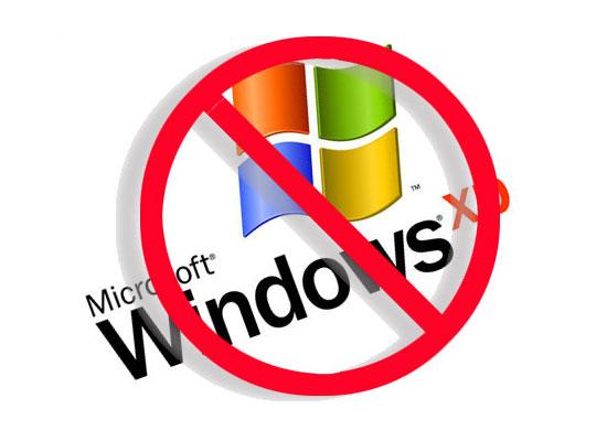 Windows XP: Υποστήριξη μέχρι τον Απρίλιο του 2014