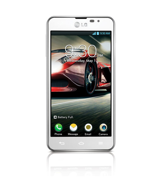 LG Optimus F5, Το φθηνότερο 4G smartphone