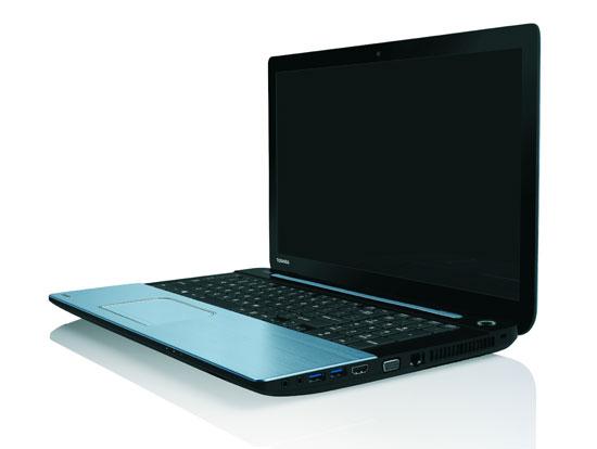 Νέα σειρά laptop Satellite S της Toshiba