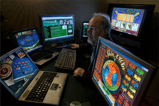 Διαδικτυακό στοίχημα