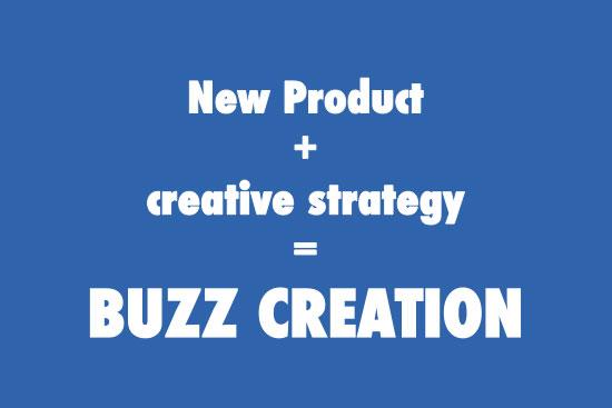 """Δημιουργήσετε """"buzz"""" για το νέο σας προϊόν στα social media"""