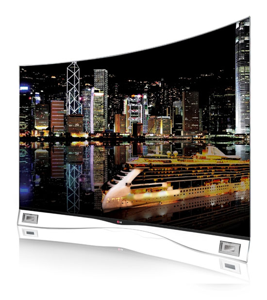 LG OLED 55EA9800
