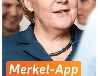 Μέρκελ εφαρμογή για iPhone