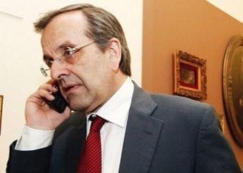 Πήραν τον Σαμαρά τηλέφωνο για να αλλάξει εταιρία κινητής τηλεφωνίας!