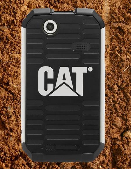 Cat B15 ανθεκτικό smartphone