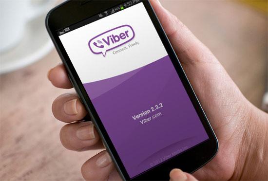 Viber πρόβλημα στην αποστολή μηνυμάτων