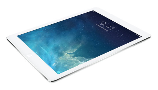 iPad Air drop test