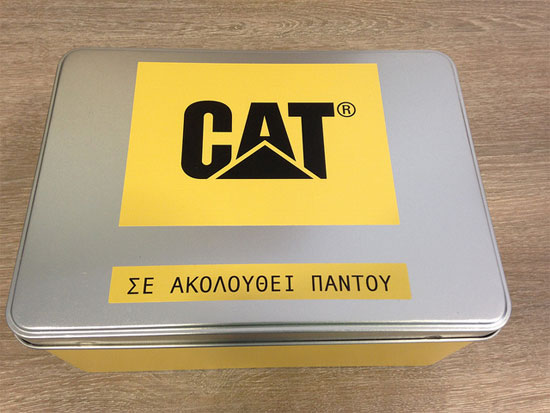 Cat B15 Caterpillar