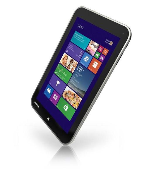 Toshiba encore tablet, με windows 8.1 για εργασία και