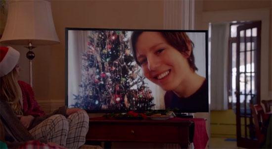 Apple Χριστουγεννιάτικη διαφήμιση