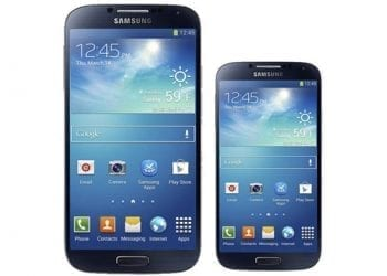 Samsung Galaxy S4 σε μαύρο χρώμα
