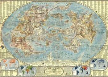 Ο χάρτης του ίντερνετ