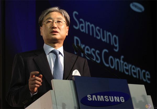 Boo-Keun Yoon, πρόεδρος & CEO Samsung