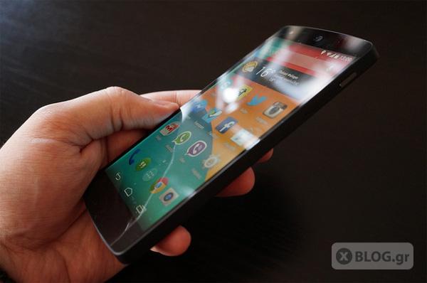 Nexus 5 hands on