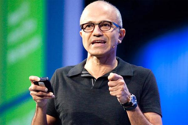 Satya Nadella, νέος Microsoft CEO