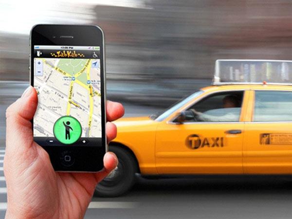 Χαμένο iPhone σε ταξί