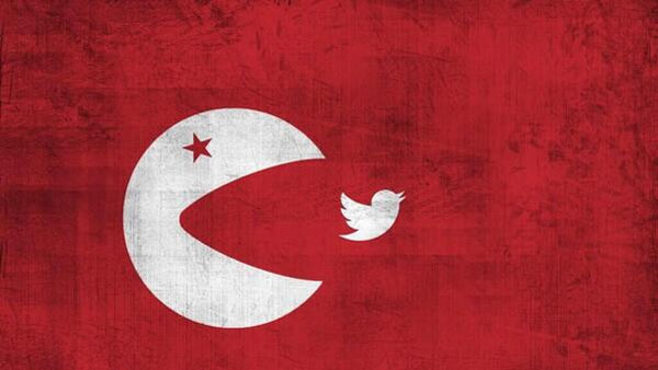 Ερντογάν Twitter Τουρκία