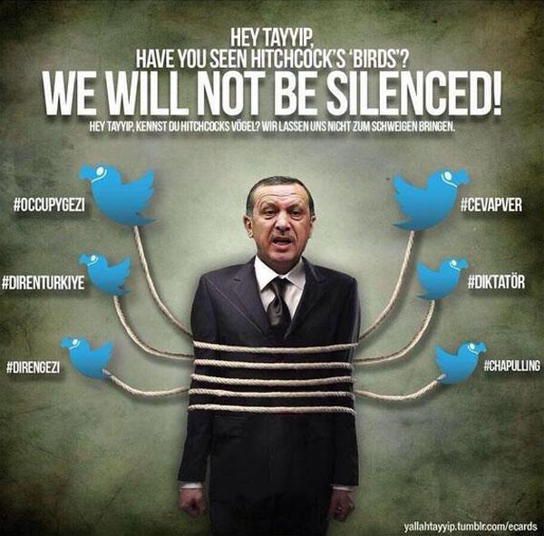 Μπλοκάρισμα Twitter στην Τουρκία
