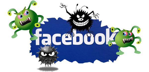 Facebook νέος ιός