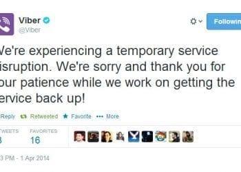 viber tweet