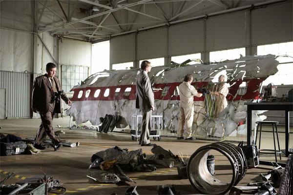 Τραγωδία στον Αέρα, ΟΤΕ TV