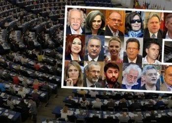 Ευρωβουλευτές που εκλέγονται