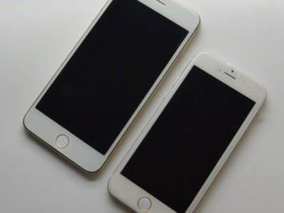 Αυτό είναι το iPhone 6;