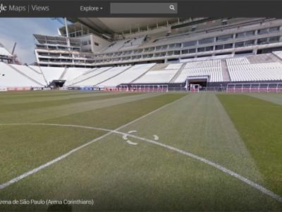 Μουντιάλ 2014 | Εικονική περιήγηση στα γήπεδα της Βραζιλίας