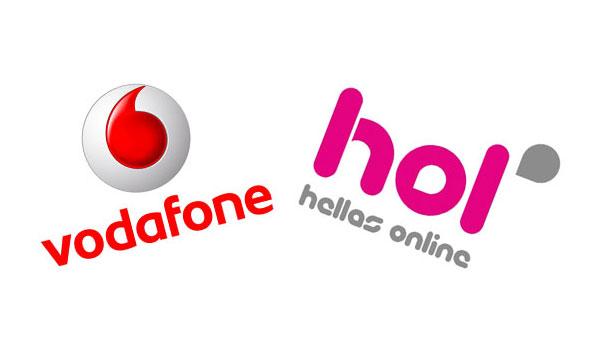 Η Vodafone εξαγοράζει την hellas online