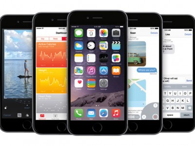 Apple iOS 8, Διαθέσιμο από σήμερα