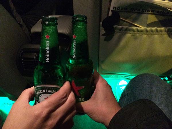 Heineken OpenAthens CityRide
