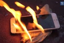 Ο πυροβολημένος TechRax βασανίζει τα νέα iPhone 6 και iPhone 6 Plus