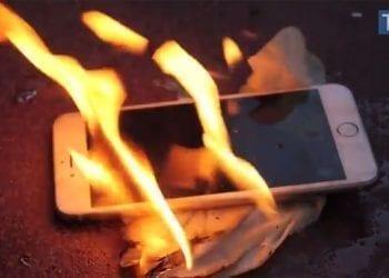 iPhone 6 φωτιά