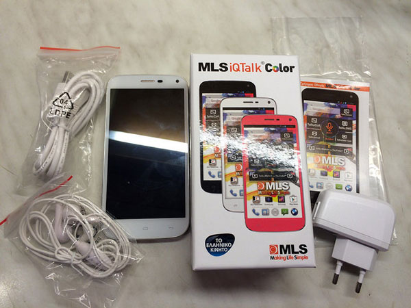 MLS iQTalk Color