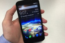 Vodafone Smart 4 Power quick hands on