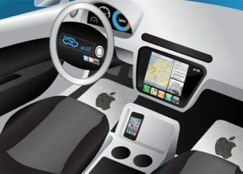 Ηλεκτροκίνητο αυτοκίνητο Apple