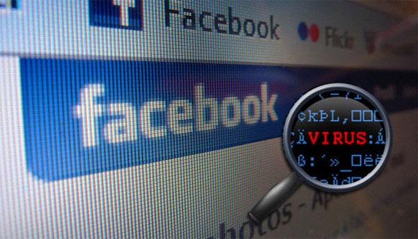 facebook κακόβουλο λογισμικό