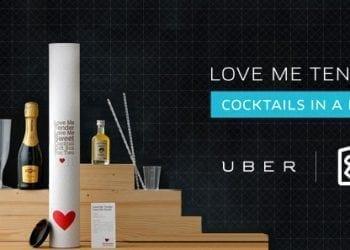 Uber Cocktails Valentines Day