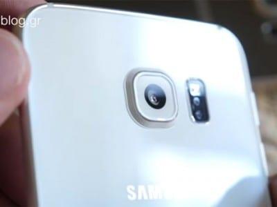 Απαράδεκτο! Ξεφλουδίζει το χρώμα του Samsung Galaxy S6 Edge