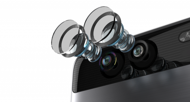 Huawei P9 Plus cameras
