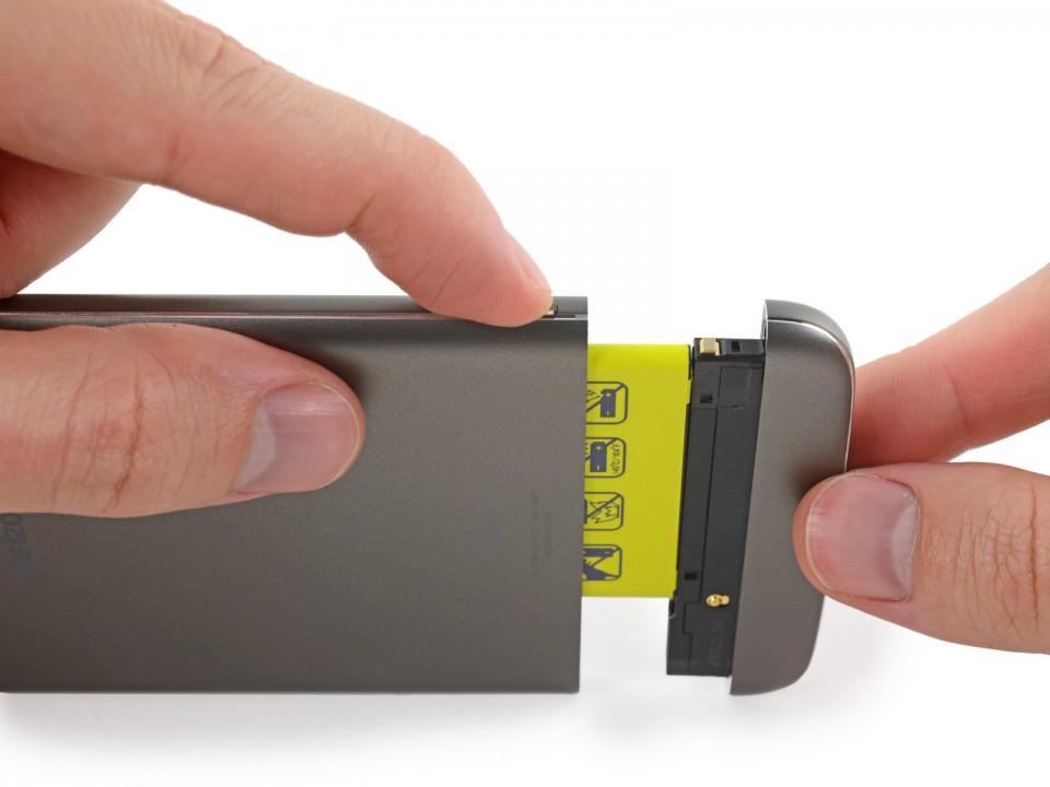 LG G5 battery iFixit