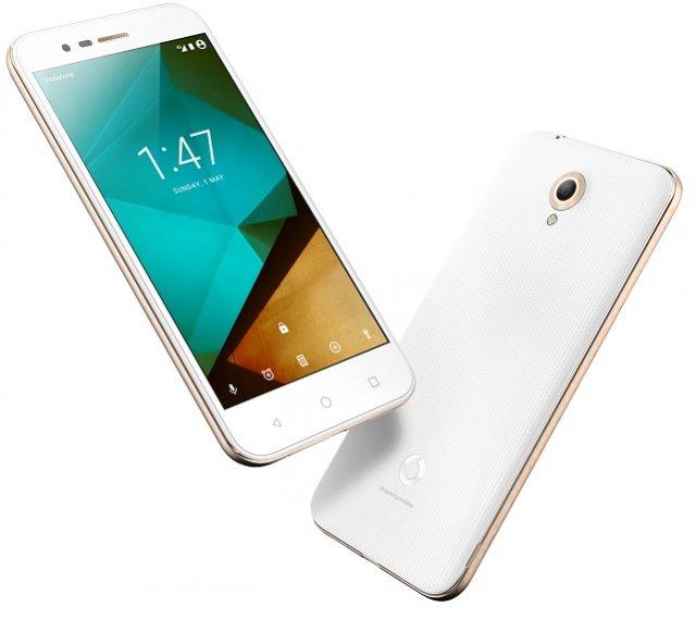 Το Vodafone Smart prime 7 σε λευκό χρώμα