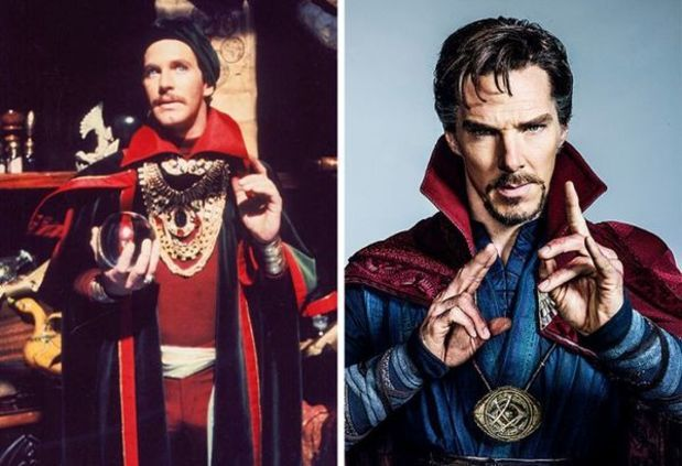 Doctor Strange 1978 and 2016