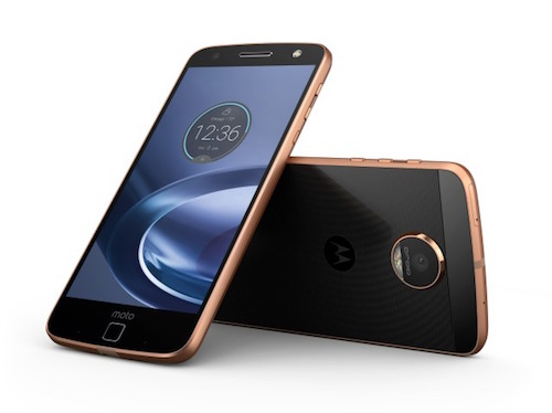 Lenovo Moto Z Force Droid Edition
