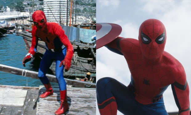 The Amazing Spider-Man 1977 and 2016